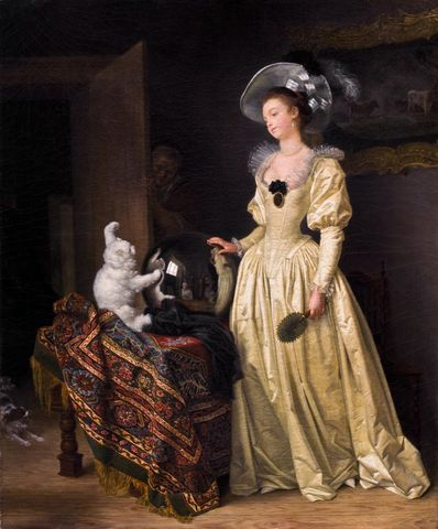 le chat angora by jean honorc3a9 fragonard 1780s 768x926 69ac1