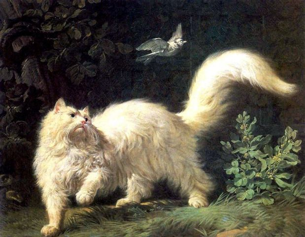persian cat painting 768x596 48fad