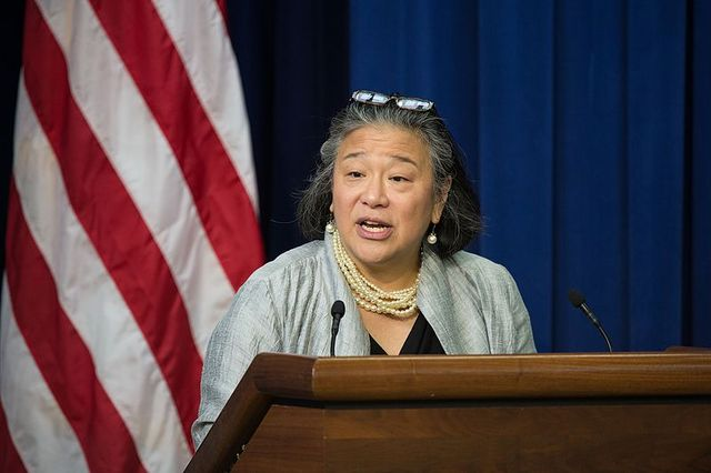 Tina Tchen Executive Director of the White House Council on Women and Girls 2015 05fbf