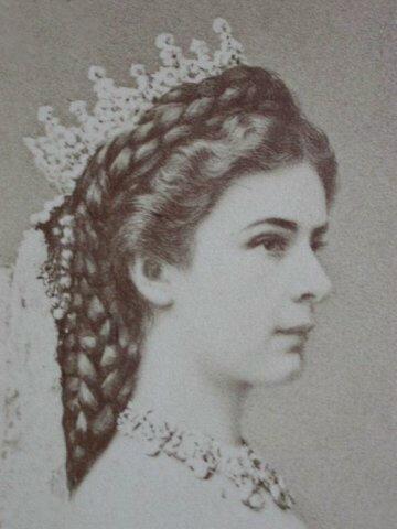 empress elisabeth of austria by emil rabending 1867 e946b