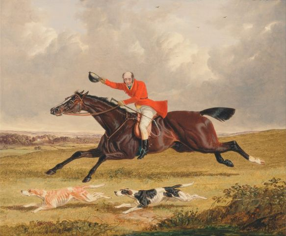 foxhunting encouraging hounds by sir frederick herring 1839 768x632 1f112