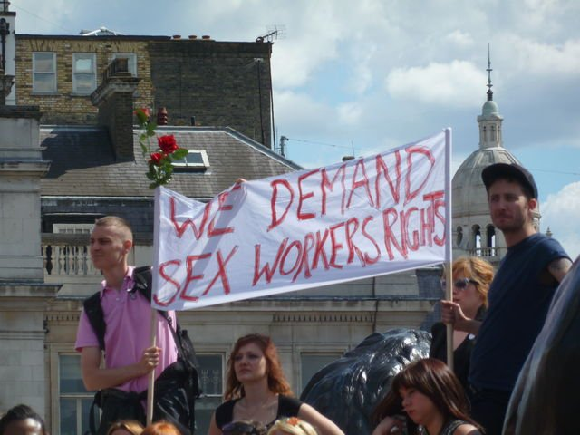 Sex Worker Rights London SlutWalk 2011 7668d