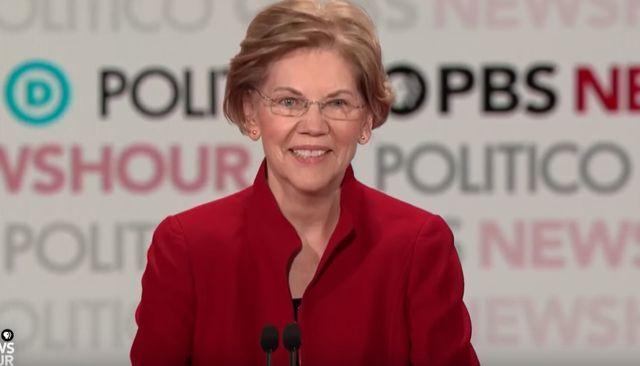 Elizabeth Warren Piece 3792d