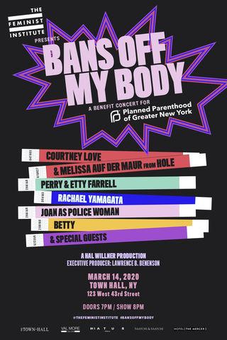 Bans off my body a8886
