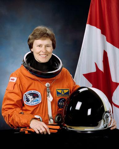 Roberta Bodnar Canadian astronaut 59556