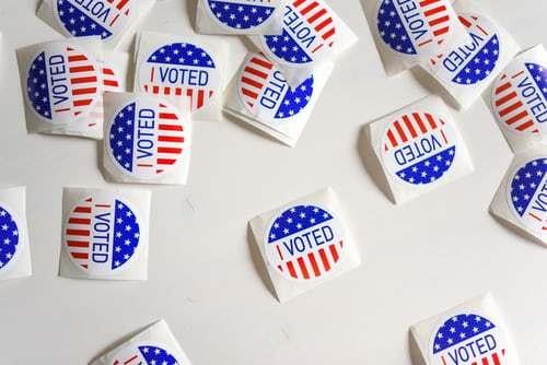 vote stickers 2a5f5
