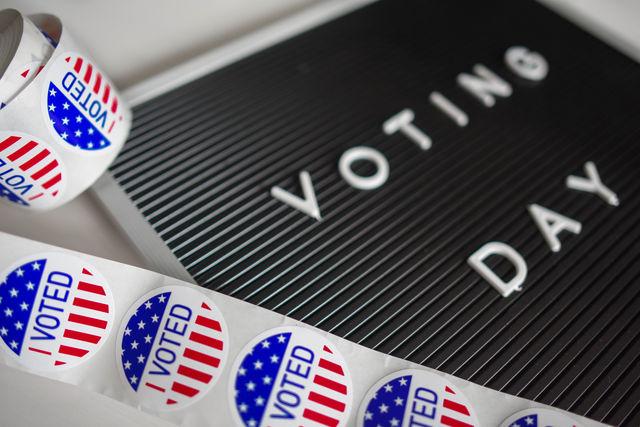i voted sticker lot 1550340 f886e