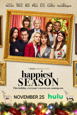 Happiest Season Key Art b2a70