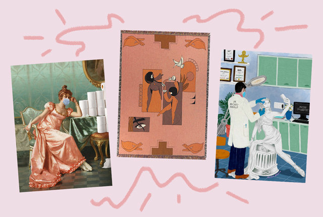 artists collage b5651