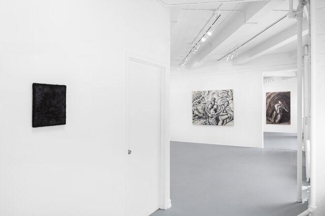 Install view 3 Gianna Dispenza at Charles Moffett photo by Daniel Greer bdc58