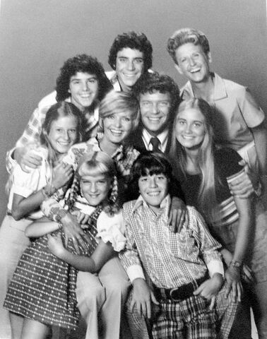 Brady Bunch full cast 1973 3bc58