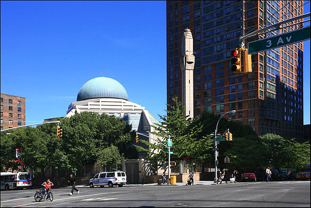 Building of Islamic Cultural Center of New York ca755