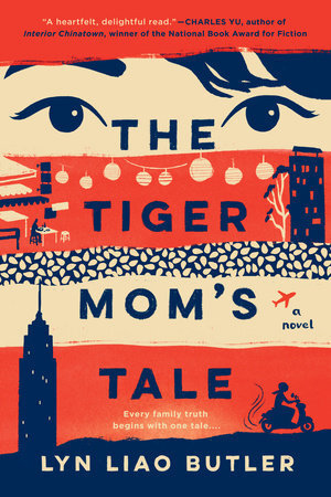 THe Tiger Moms Tale Book Cover 6a4d2