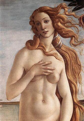 512px Birth of Venus detail 31c7f