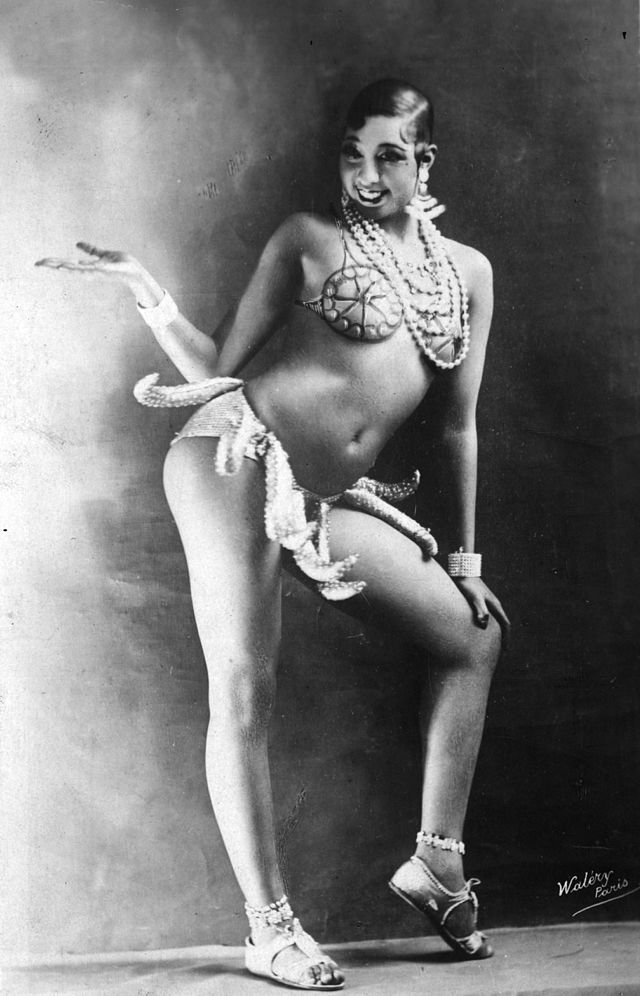 Joséphine Baker Girdle of Bananas ccd37