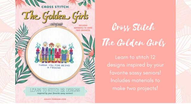 x stitch golden girls 980de