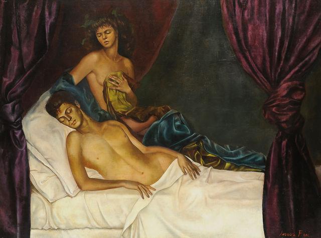 Leonor Fini LAlcove 1941 Courtesy of Weinstein Gallery 783c8