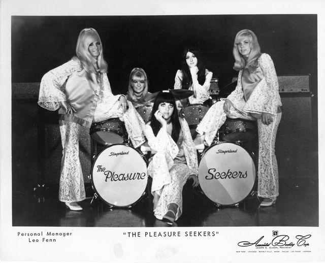 SUZI Q Pleasure Seekers 1967 b3435