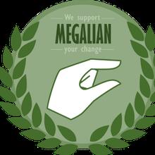 Logo of South Korean feminist website Megalia 56b56