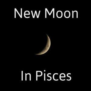 moon, new, 2017