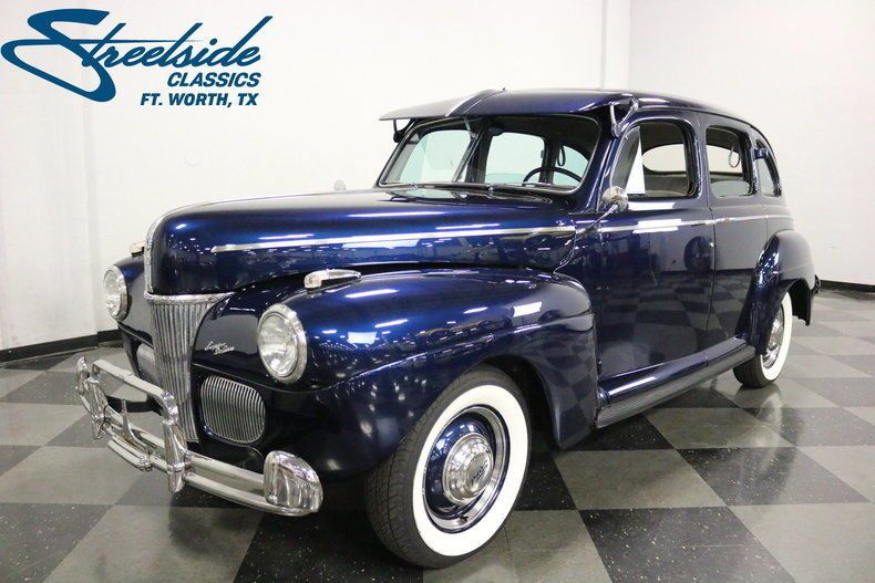 1941 Ford Super Deluxe – DRIVES GREAT!