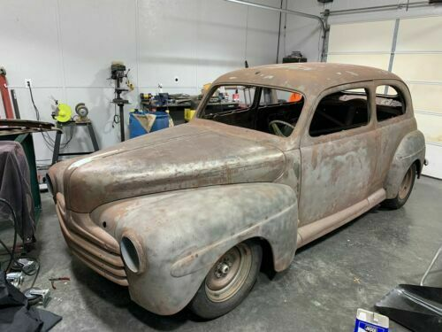 1946 Ford Tudor Project Car