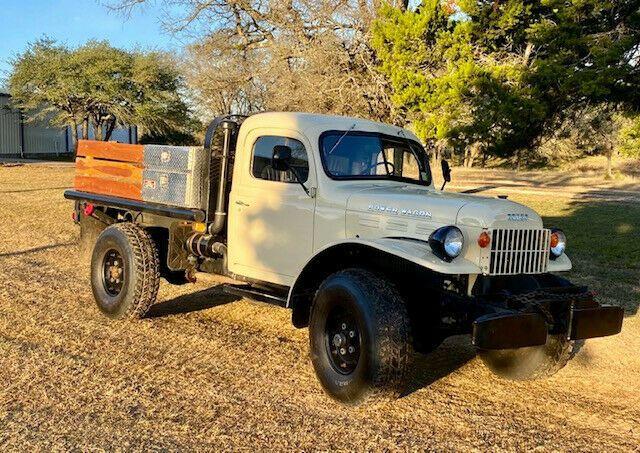 1946 Dodge Power Wagon 1 Ton