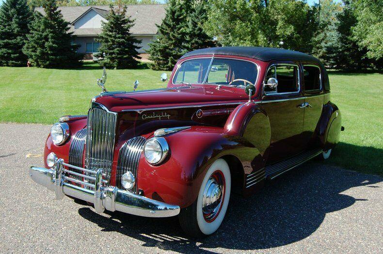 1941 Packard Super Eight 180 Formal Sedan