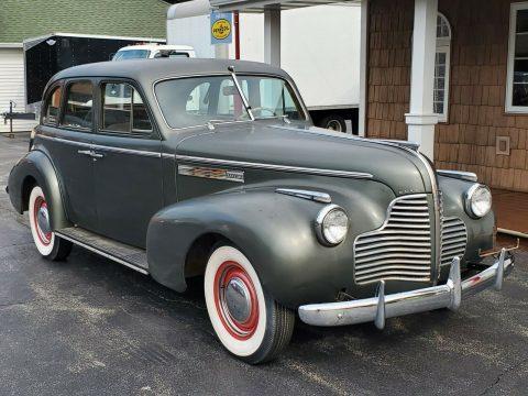 1940 Buick Special 4 Door Sedan for sale