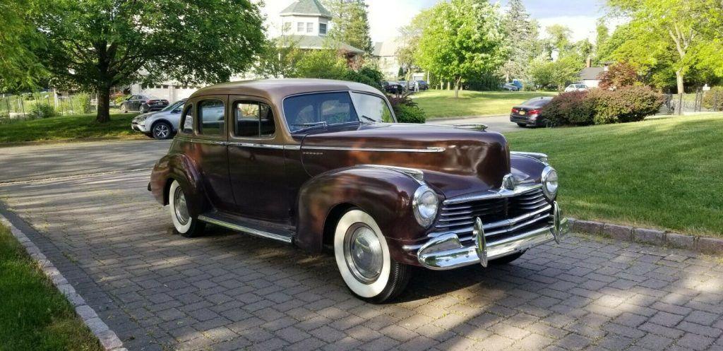 1941 Hudson Commodore Series