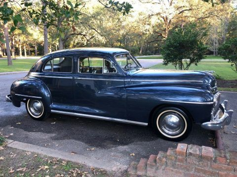 1948 Dodge Deluxe for sale