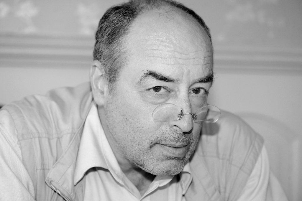 Ludwig Öchslin der frühere Konservator des MIH