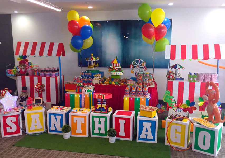 Make Planning A Birthday Party Easy!