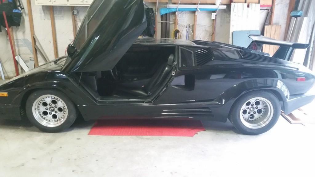 1989 Lamborghini Countach 25th