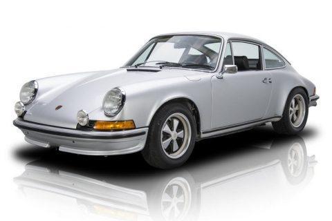 INCREDIBLE 1973 Porsche 911 S for sale