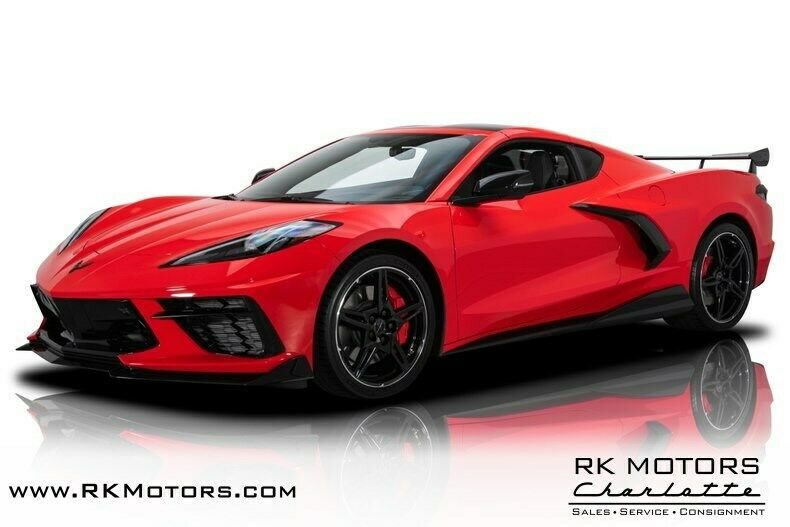 2020 Chevrolet Corvette Torch Red Coupe