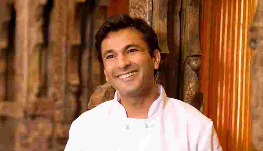 Vikas Khanna
