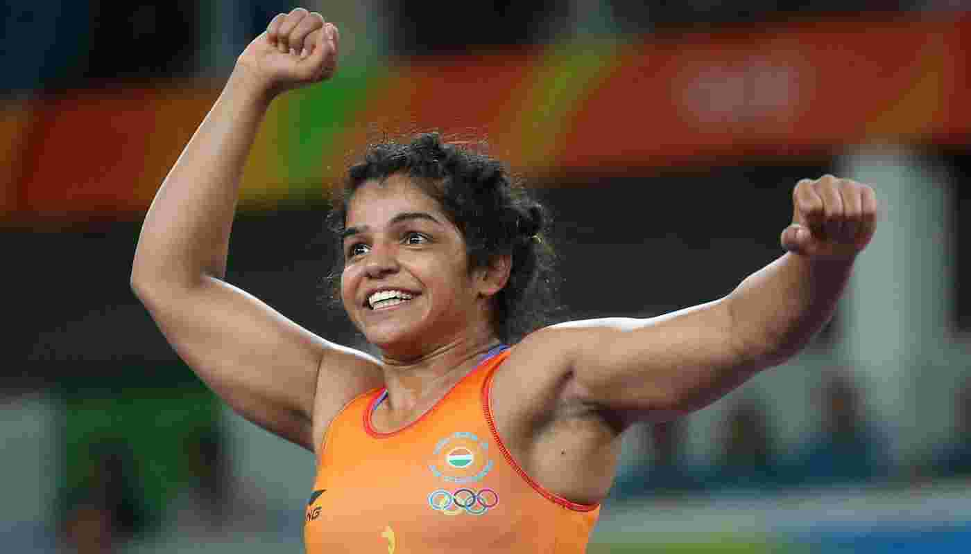Sakshi Malik, the Wrestling Wonder
