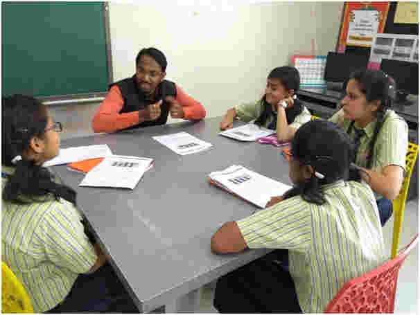 Career counselling event held in Sanjay Ghodawat School, Kolhapur