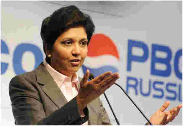 Indra Nooyi, CEO and Chairperson, PepsiCo Inc.