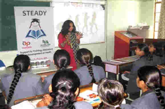 STEADY program conducted by Deepalaya