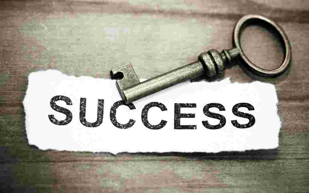 SUCCESS ! The Best Method for Success