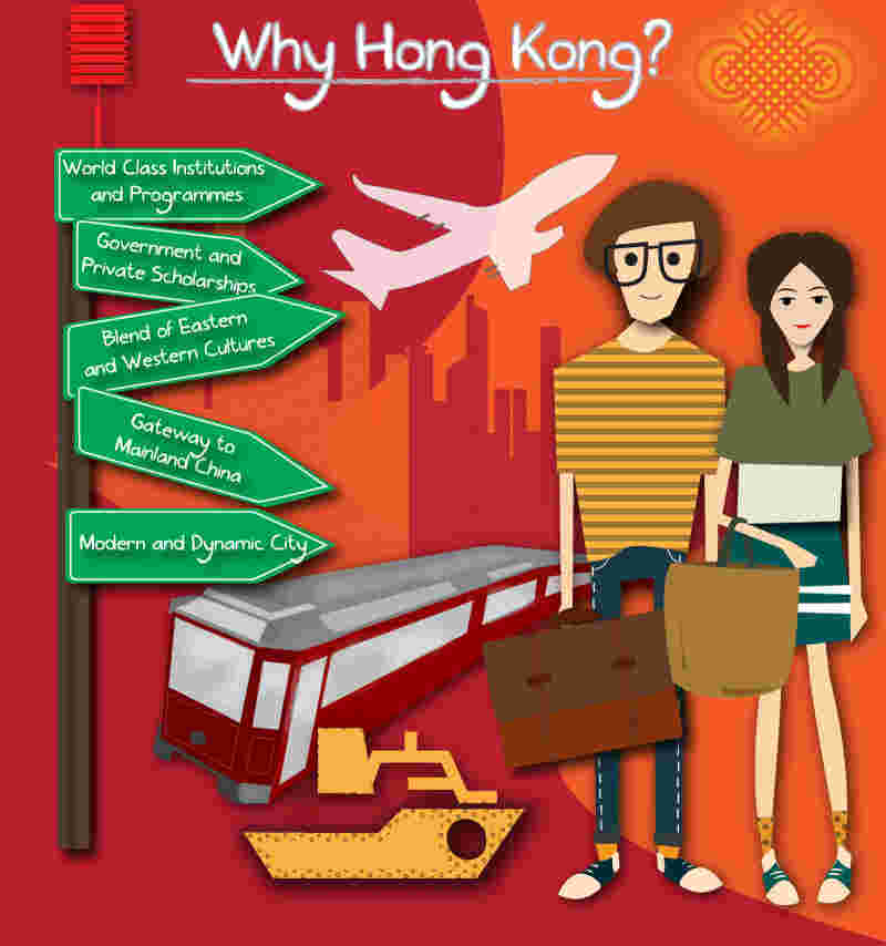 Why study in Hong Kong?