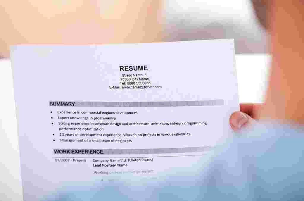 Improve Your Resume in 20 Minutes or Less – Best Quick Fixes