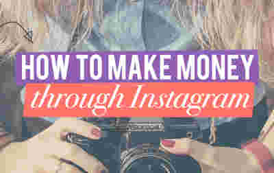 How College Students Can Earn a Living Through Instagram Marketing
