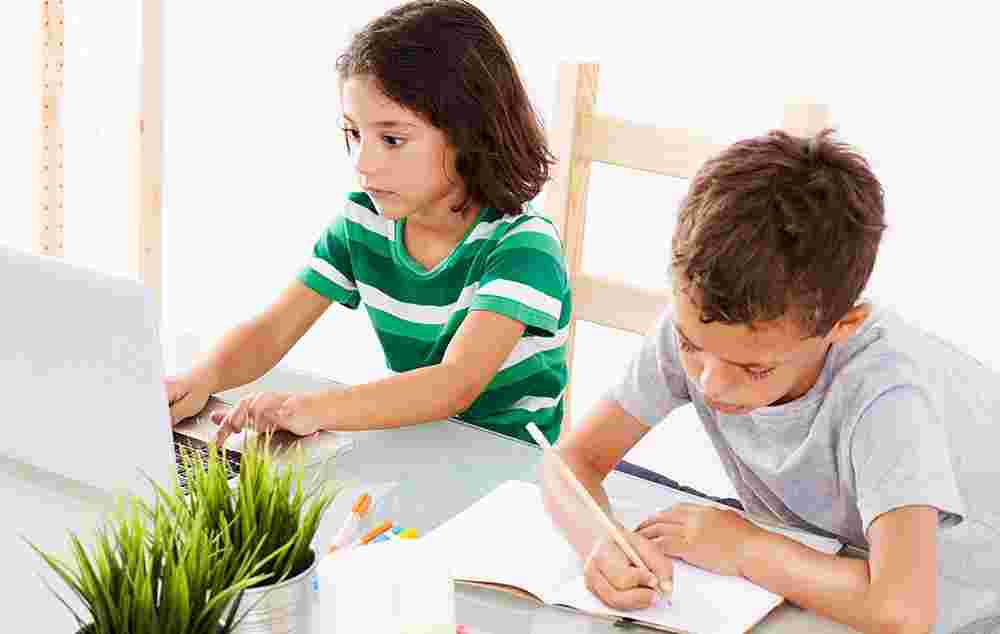 Doing Homework with Kids is Easy
