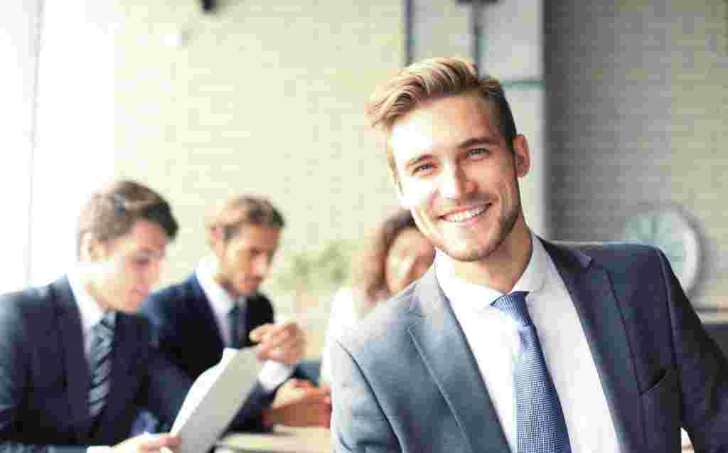 Businessman, business administration, professional course