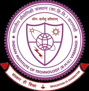 Official Logo Of Iit(bhu),varanasi,india,2013