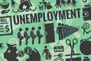 Unemployment mental health