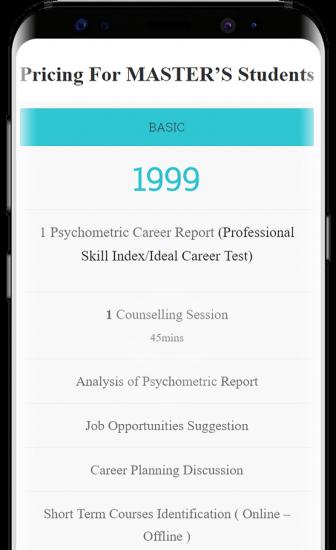 basic career guide masters
